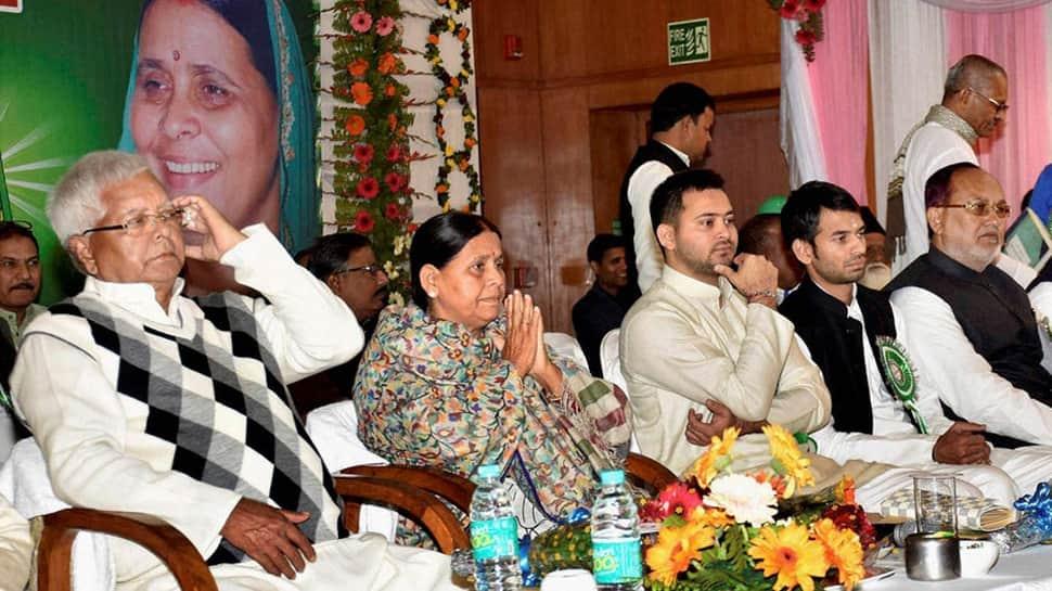 Lalu Prasad Yadav, Rabri Devi, Tejashwi Yadav granted bail in IRCTC scam money laundering case