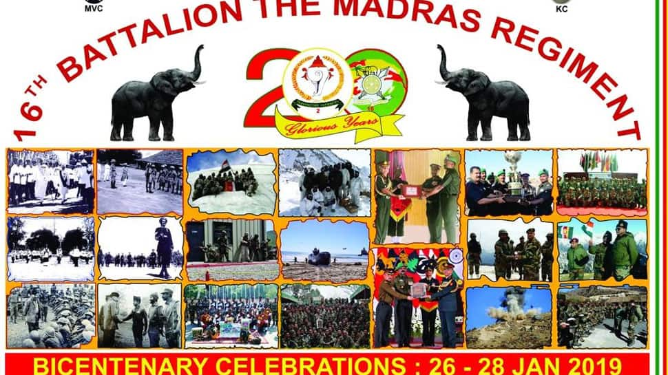 Madras Regiment 16th Battalion (Travancore), pivotal in Battle of Basantar, celebrates 200th anniversary