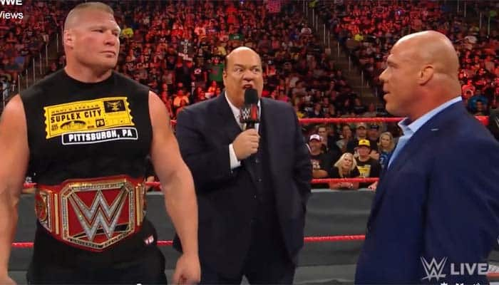 Brock Lesnar gets meme treatment for odd facial expressions