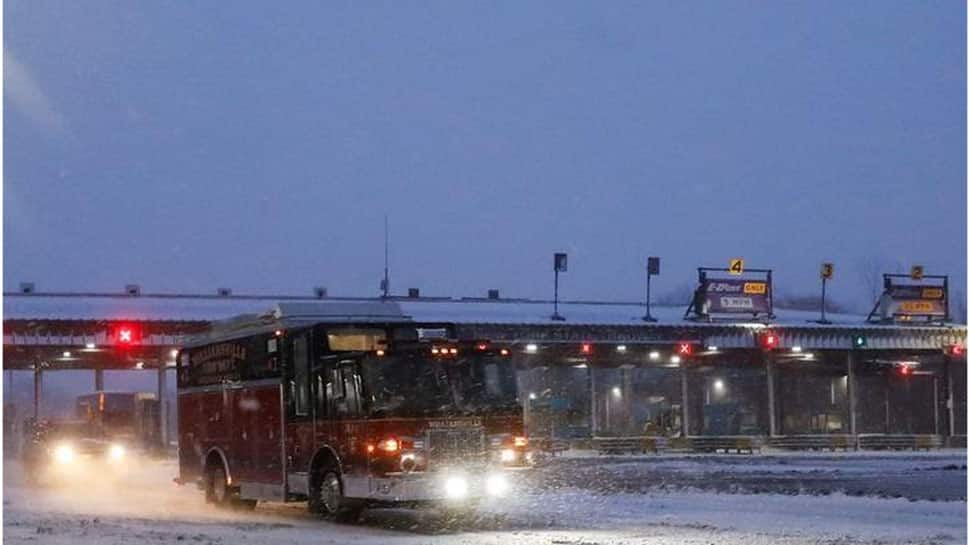 United States Midwest braces for record-breaking cold blast