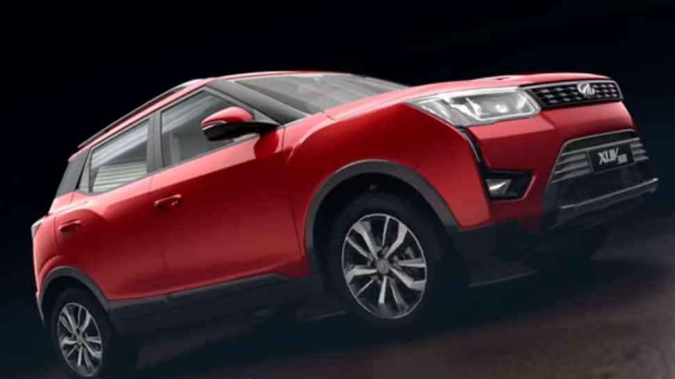 Mahindra XUV300 safety features revealed in official video