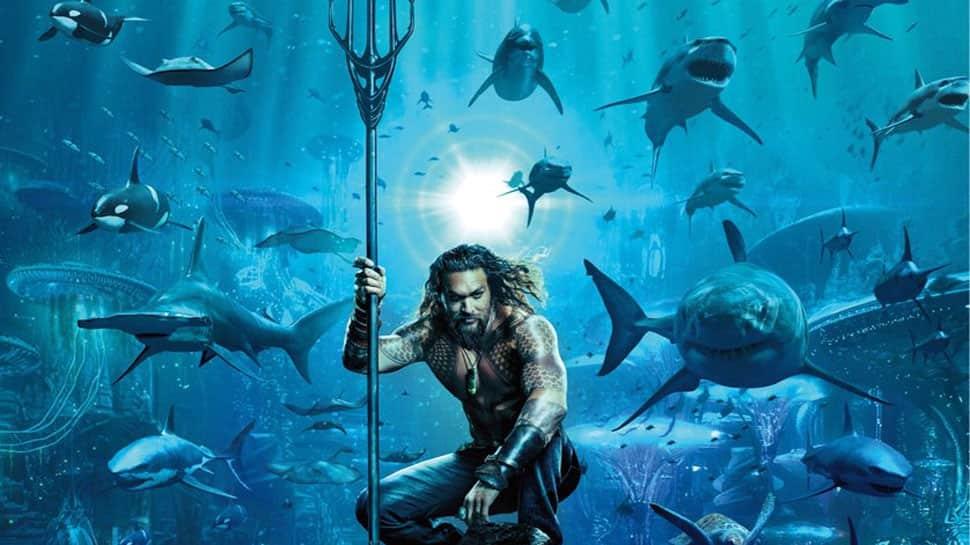 'Aquaman' becomes DC Comics' biggest movie