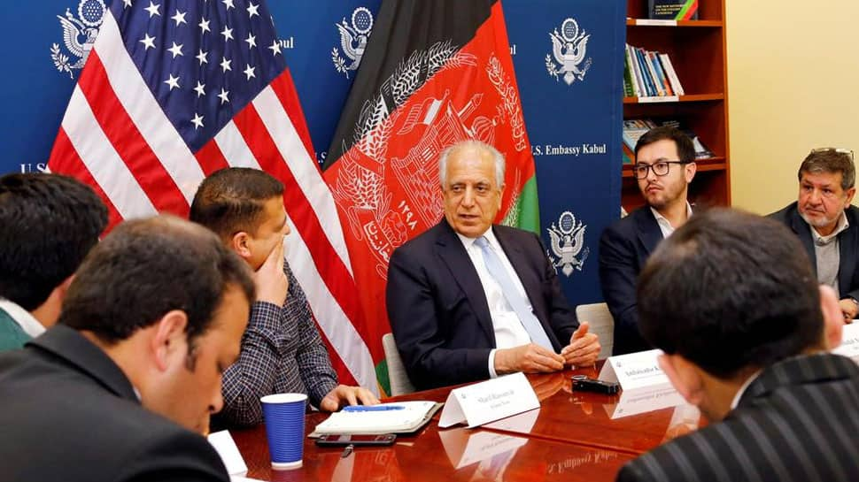 US sees contours of peace accord with Taliban to end war in Afghanistan