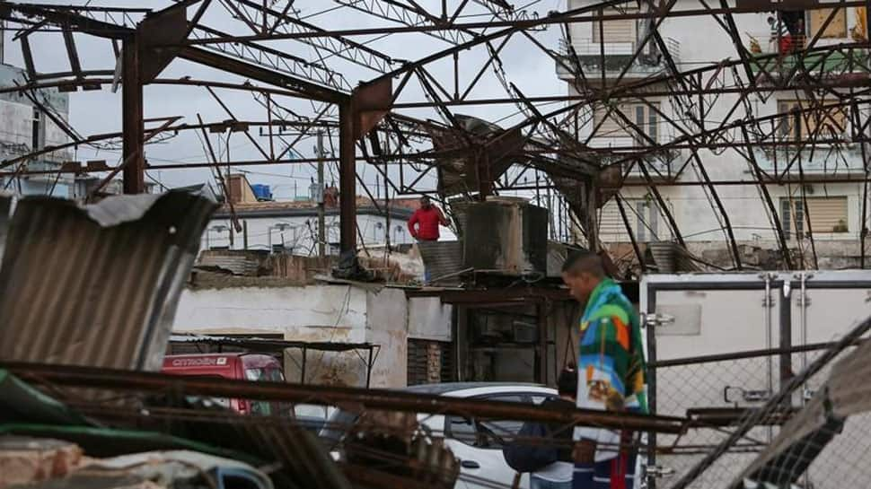 Cuba's strongest tornado in nearly 80 years kills at least four