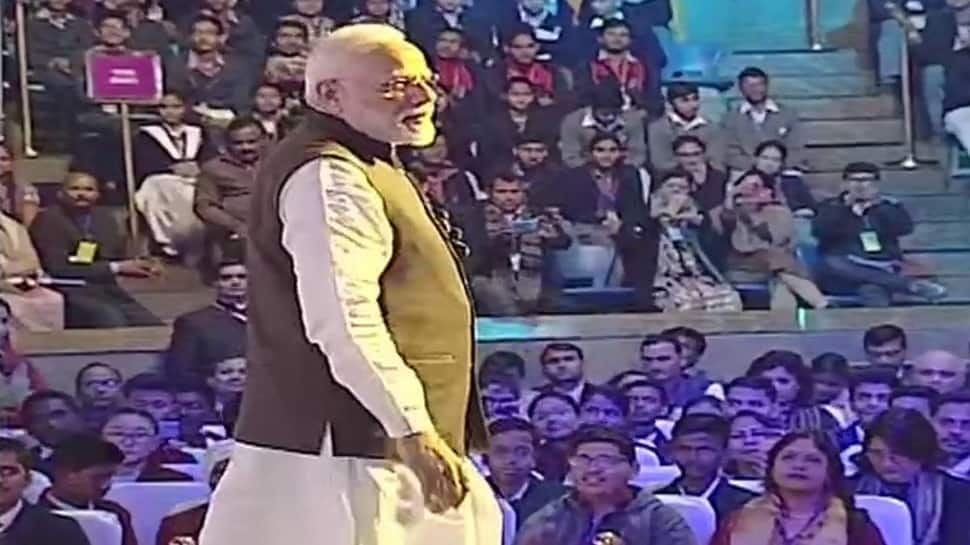 Not just PUBG or Frontline but playfield: PM Modi's mantra for students at Pariksha pe Charcha