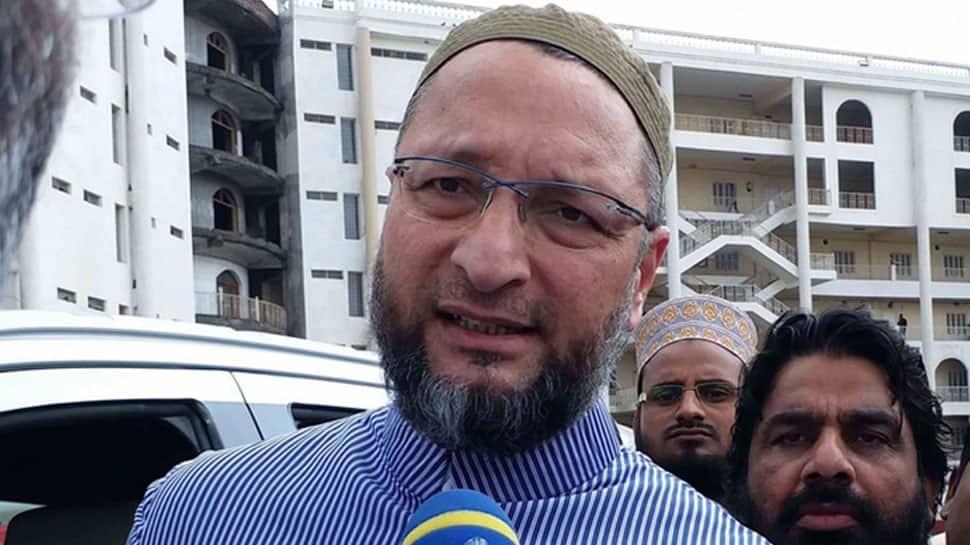 Asaduddin Owaisi's hate speech again under investigation