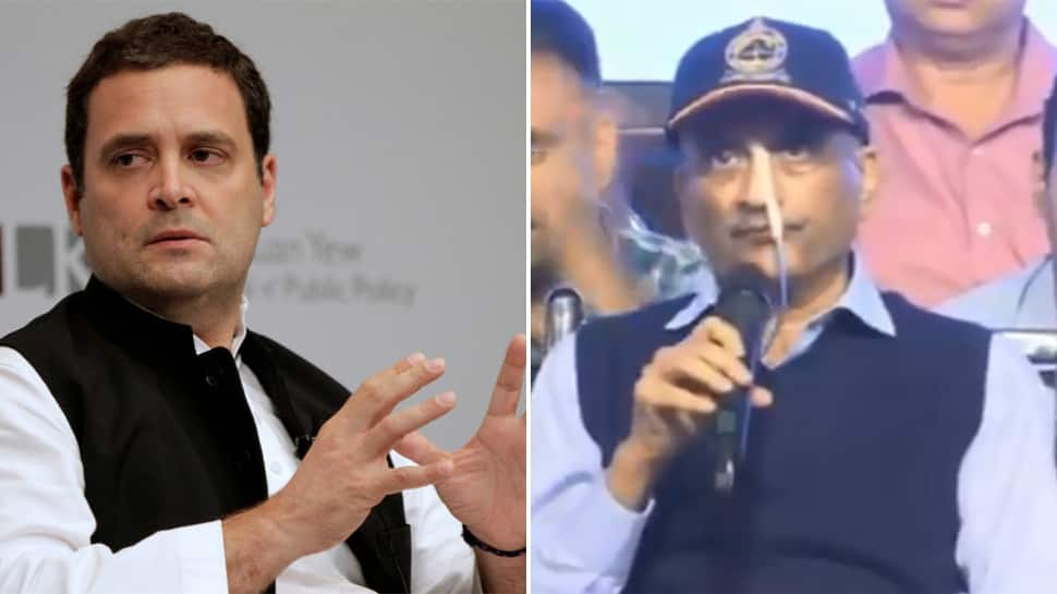 Day after reiterating Rafale allegations, Rahul Gandhi meets ailing Manohar Parrikar