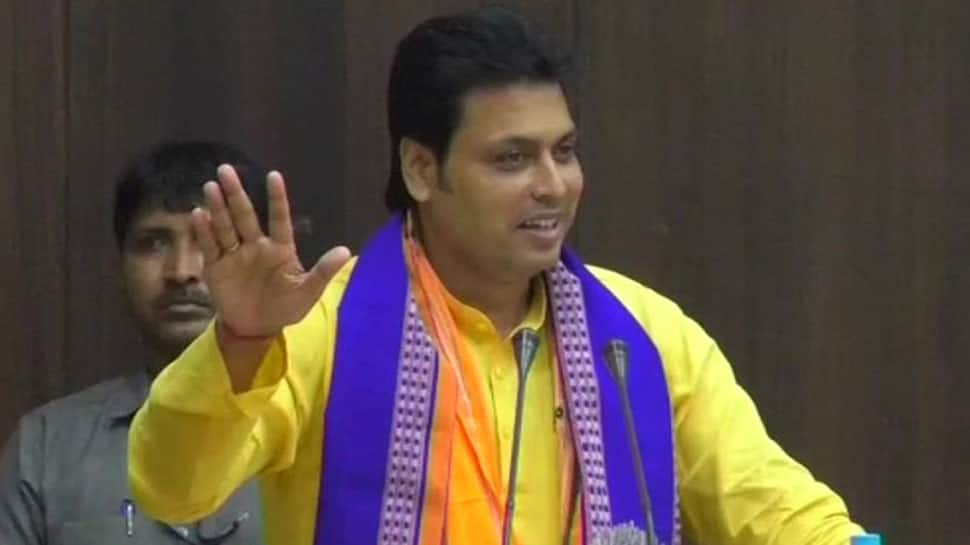2019 polls will be between Kauravas and Pandavas: Tripura Chief Minister Biplab Deb