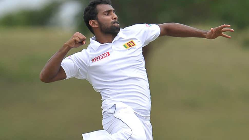 Chamika Karunaratne replaces injured Lahiru Kumara for second Australia Test