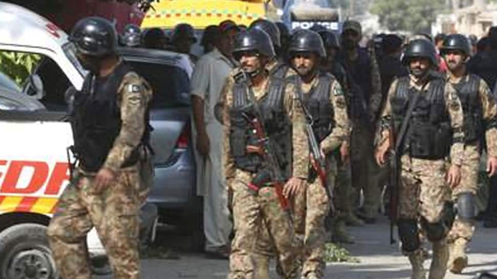 Gunmen storm police station in southwest Pakistan, kill 5