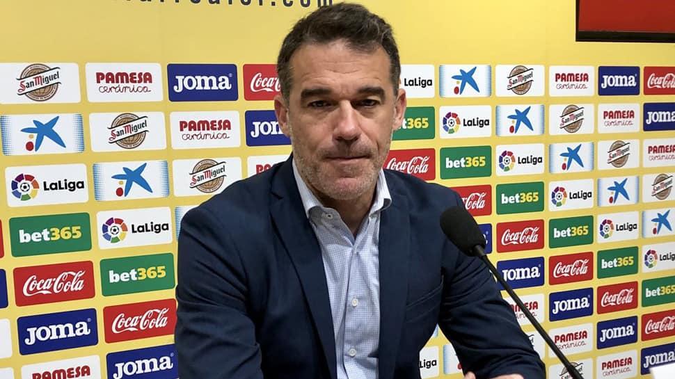 Struggling Villarreal sack manager Luis Garcia Plaza, bring back Javi Calleja