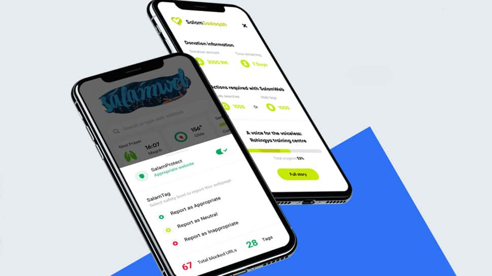 Malaysian start up builds Sharia-Compliant mobile browser SalamWeb for Muslims