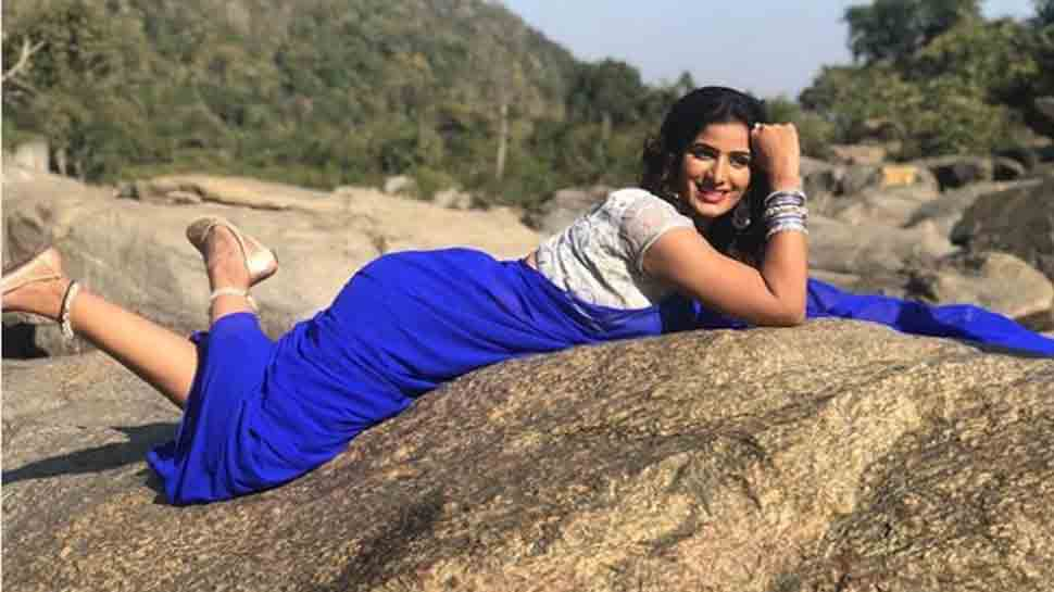 Sultry Poonam Dubey falls in love — Here's the picture proof