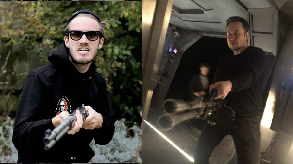 T-Series vs PewDiePie war: Now Elon Musk wants to host a meme review with Felix