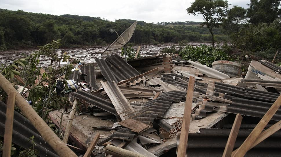 Death toll in Brazil mining disaster reaches 84
