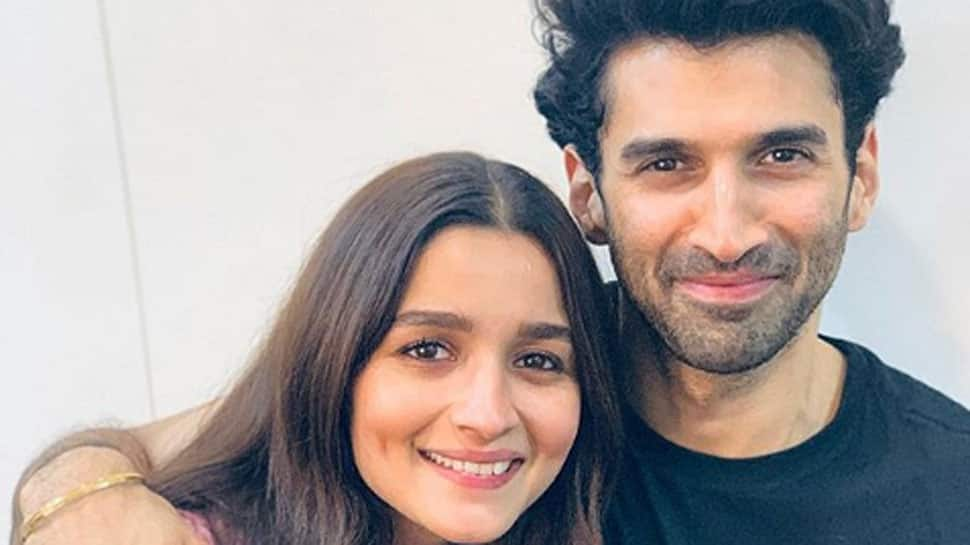 Aditya Roy Kapur joins Instagram, gets a warm welcome from Alia Bhatt—Pics