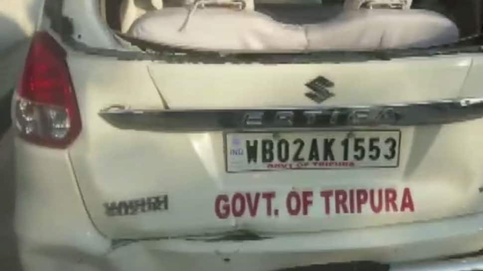 Man arrested for breaching Tripura CM Biplab Deb's security convoy in West Bengal