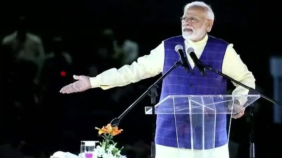 We replied to Uri with surgical strike, this highlights change: PM Modi in Surat