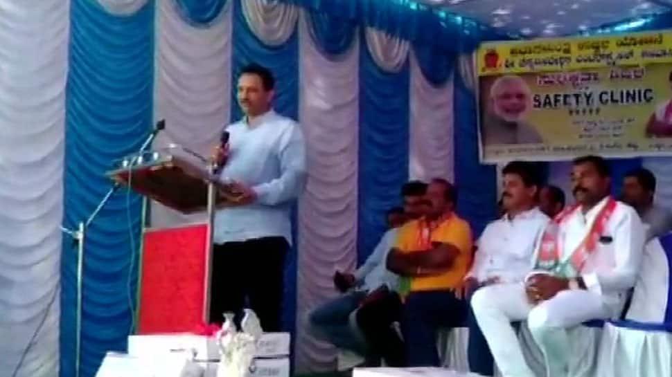 Ananth Kumar Hegde attacks Rahul Gandhi, calls him of 'hybrid breed'