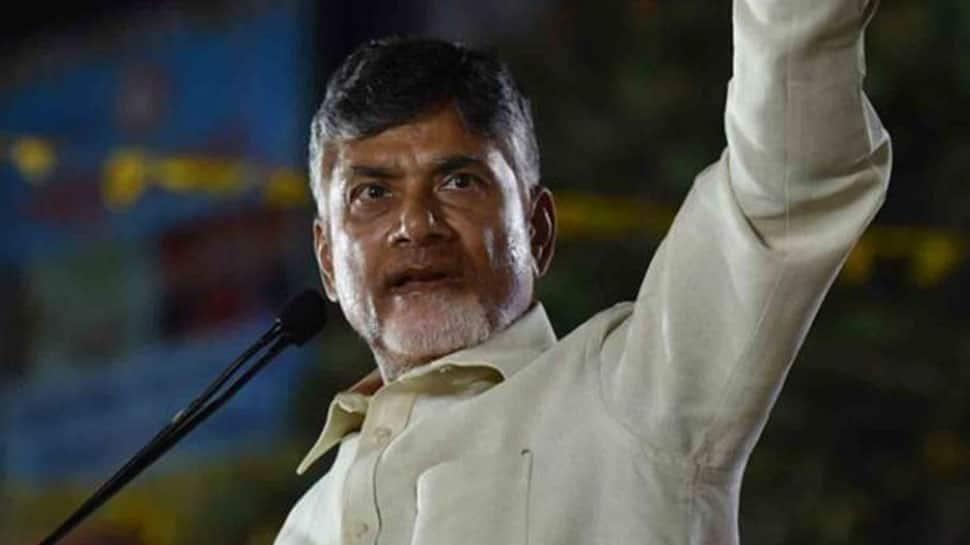 Andhra Pradesh CM Naidu alleges Centre of prioritising Maharashtra over Andhra Pradesh