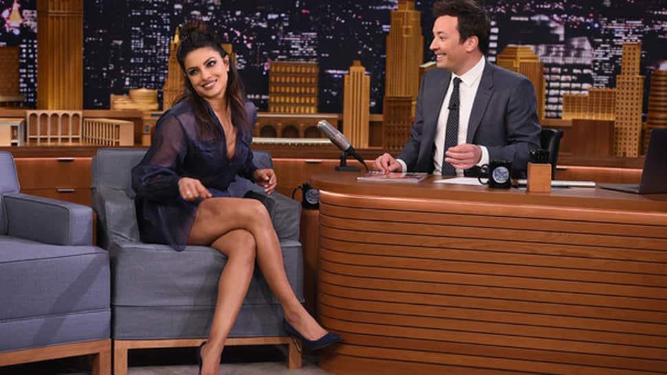 Priyanka Chopra to grace Jimmy Fallon's show again?