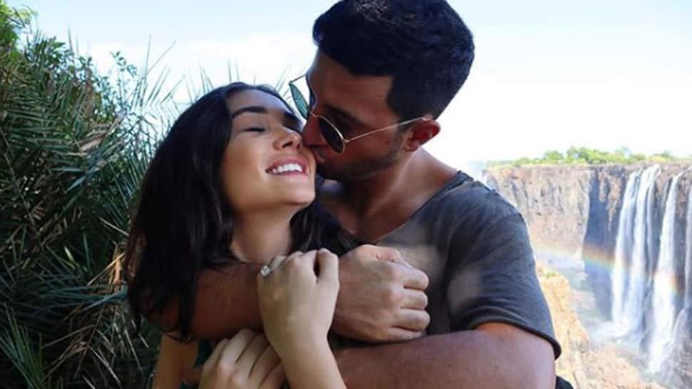 Amy Jackson to have a big, fat Greek wedding with boyfriend George Panayiotou