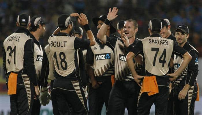 Trent Boult's fifer hands New Zealand consolation win over India in Hamilton ODI