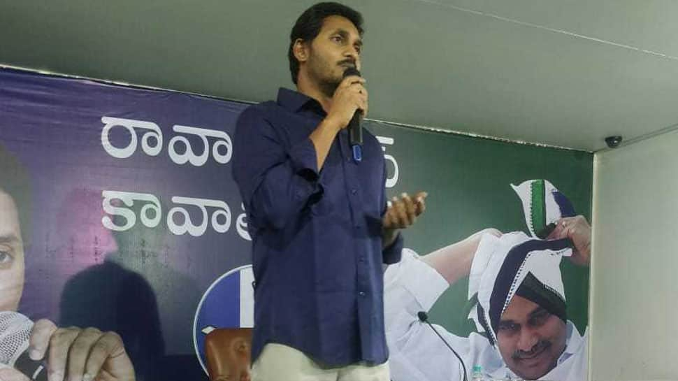 YSR chief Jagan Mohan Reddy launches campaign to connect with village-level influencers