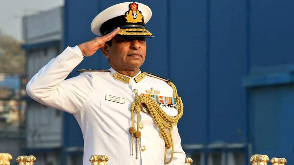 Vice Admiral Ajit Kumar P takes charge as Western Naval Command chief