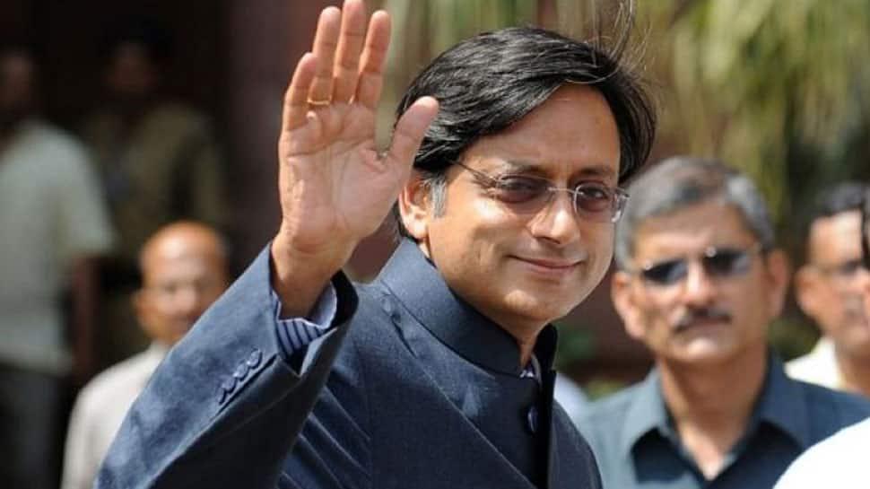 After Tharoor's 'Hindi, Hindu, Hindutva' tweet, BJP accuses Congress of insulting Hinduism