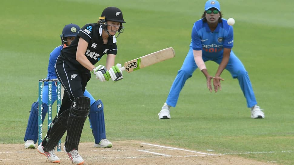 Indian women lose to New Zealand in dead rubber
