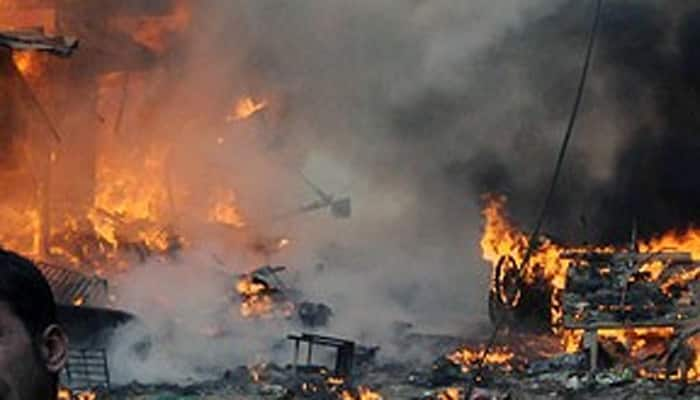 4 dead, 1 injured in explosion at firecracker factory in Uttar Pradesh
