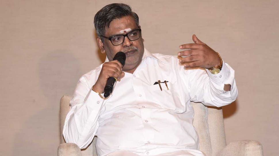 Lyricist Sirivennela Seetharama Sastry expresses happiness over winning Padma Shri Award