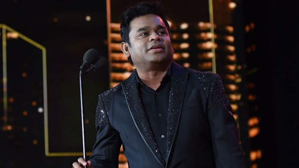 A R Rahman launches music of 'Waah Zindagi'