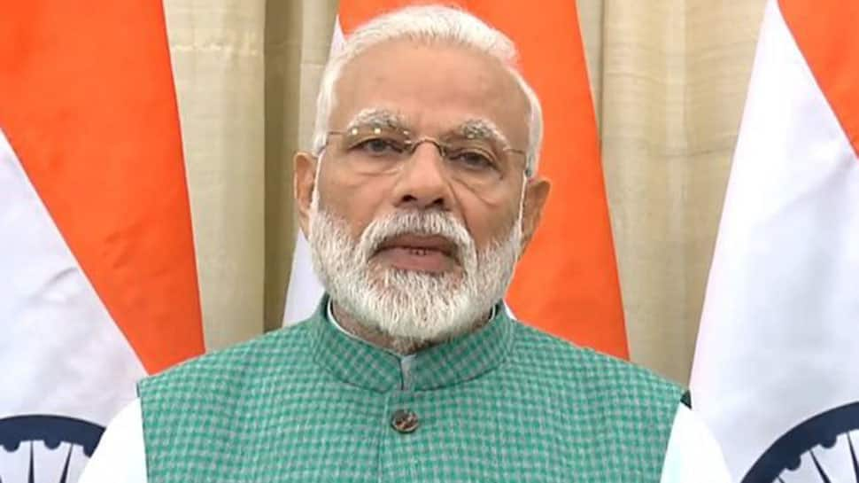 Security in Jammu and Kashmir heightened ahead of PM Modi visit