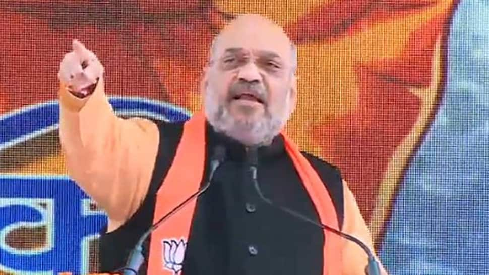 Clear your stand on Ram Mandir: BJP President Amit Shah to Rahul Gandhi