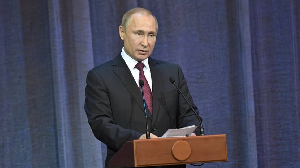 Russia suspends INF nuclear deal with US: Vladimir Putin