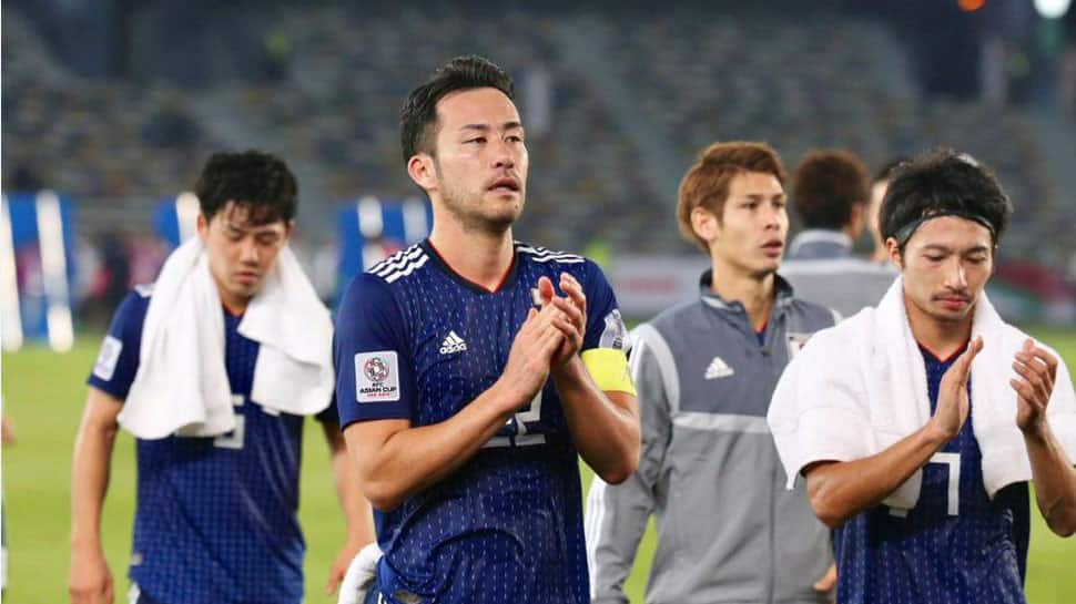 Japan have no time to feel sorry for themselves, says skipper Maya Yoshida