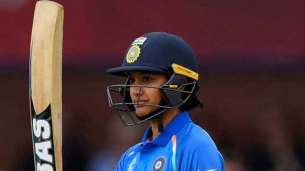 Smriti Mandhana named No.1 batswoman in latest ICC ODI rankings