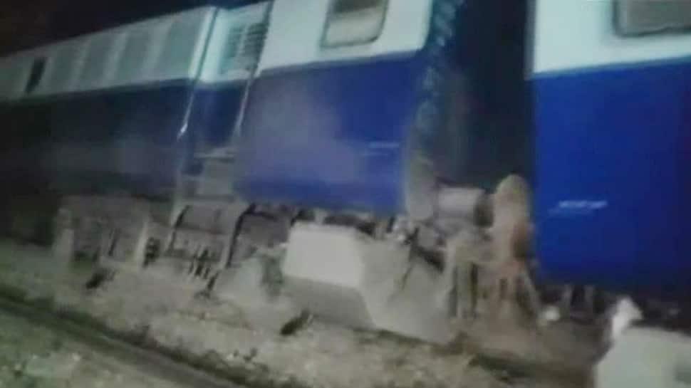 Nine bogies of Jogbani-Anand Vihar Terminal Seemanchal Express derail in Bihar's Sahadai Buzurg, at least 6 dead