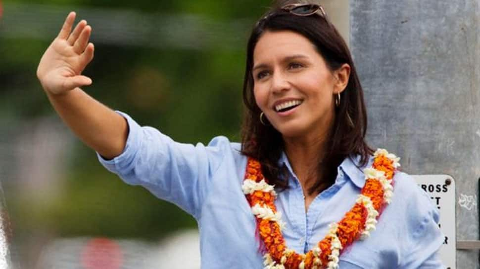 First Hindu US Congresswoman launches 2020 US presidency
