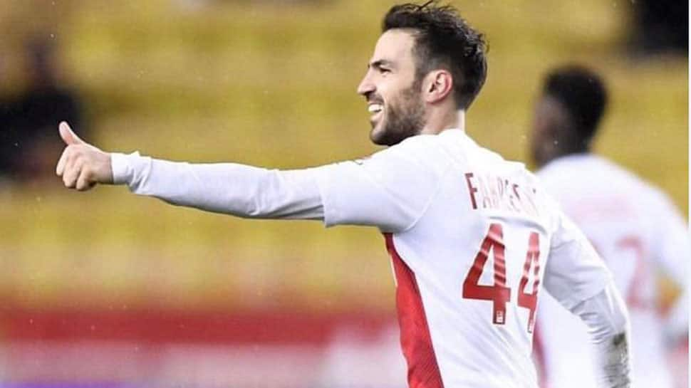 Ligue-1: Cesc Fabregas hands Monaco first win in 7 league games