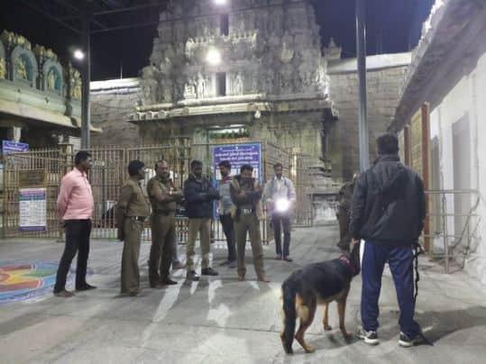 Andhra Pradesh: Three golden crowns missing from Govindaraja Swamy temple in Tirupati