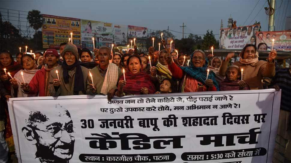Congress to hold nationwide protest against Akhil Bharat Hindu Mahasabha for firing air shots at Mahatma Gandhi's effigy