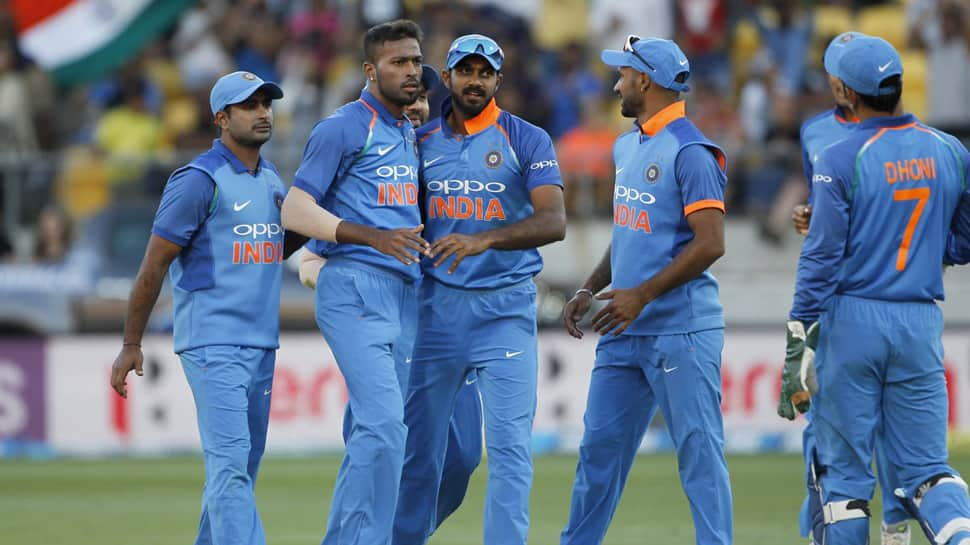 5th ODI: India beat New Zealand by 35 runs to seal series 4-1