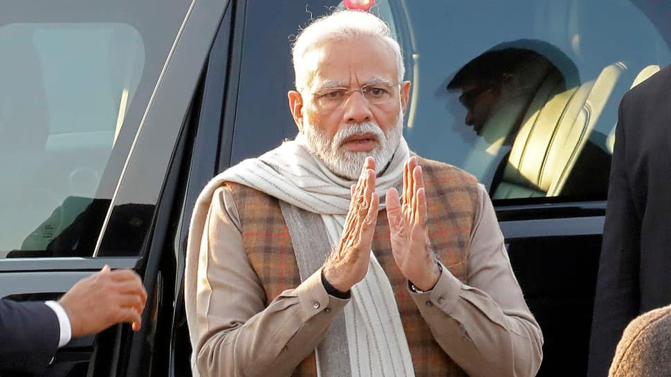 PM Narendra Modi deeply anguished by loss of lives in Bihar train accident