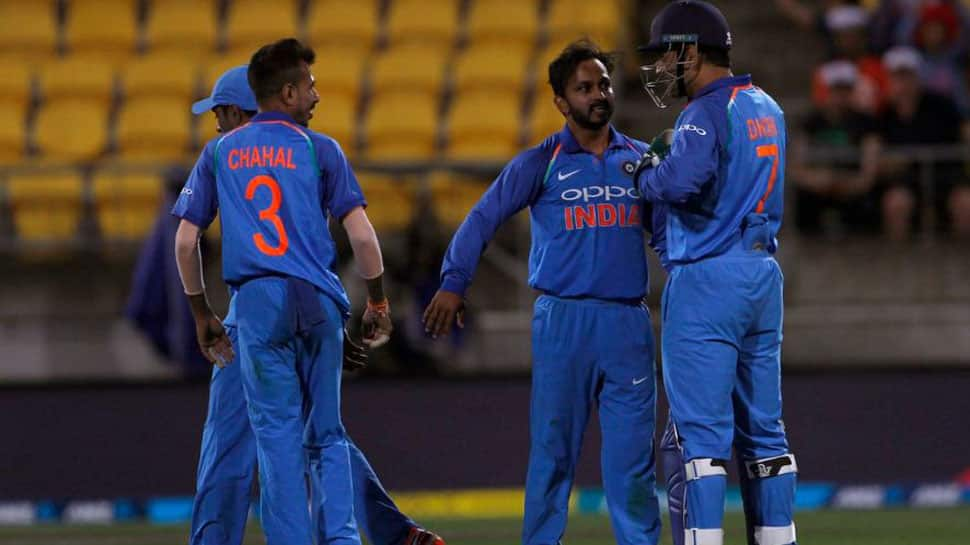 We wanted to test ourselves after heavy Hamilton loss: Indian skipper Rohit Sharma