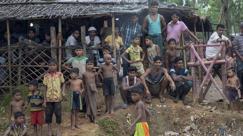 7 Assam bound Rohingya Muslim children detained in Tripura