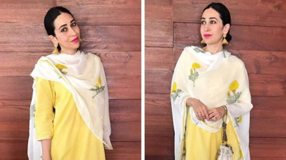 Today's actors are lucky to have fashion talent to use: Karisma Kapoor