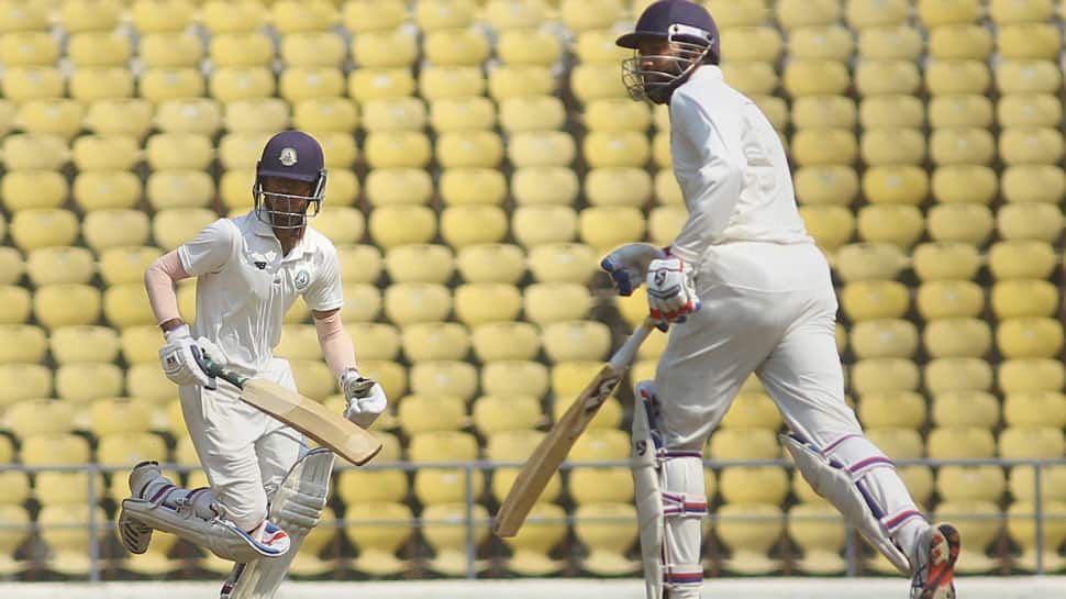 Saurashtra take Day 1 honours in Ranji Trophy final against Vidarbha